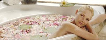 空气能热水浴