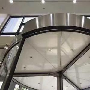 圆弧门定制风幕机